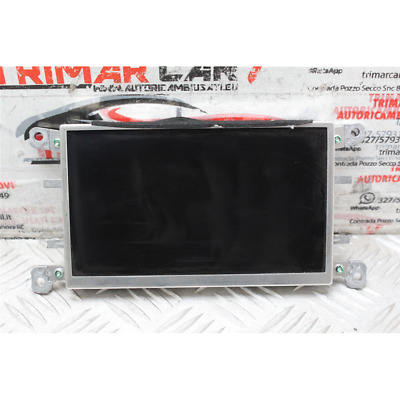 Display Monitor Console Centrale Audi A4 (B8) [2007-2015] 8T0919603F