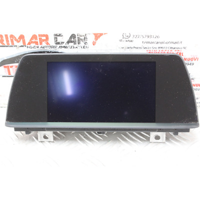 Display Monitor Lcd Navigatore Satellitare Bmw Serie 3 F30 [2011>] 9292247026