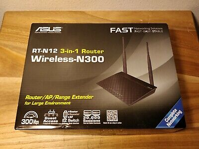 ASUS RT-N12 (VER.D1) ROUTER WINDOWS DRIVER DOWNLOAD