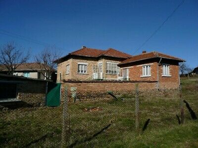 Bulgarian Farm House 4697 Sqm Meter Farmstead with Granny Flat/Annex + Land