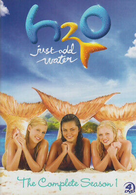 H2O : Just Add Water - The Complete Season 1 (Dvd)