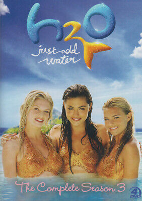 H2O : Just Add Water - The Complete Season 3 (Dvd)