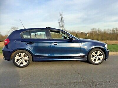 BMW 120d 2L Diesel•Auto•Miles 68000 Real•1Owner•Folding Mirrors•£30 Year•Sunroof