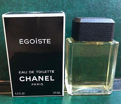 Rare Chanel Egoiste EdT 125 ML The Original Formula!!!