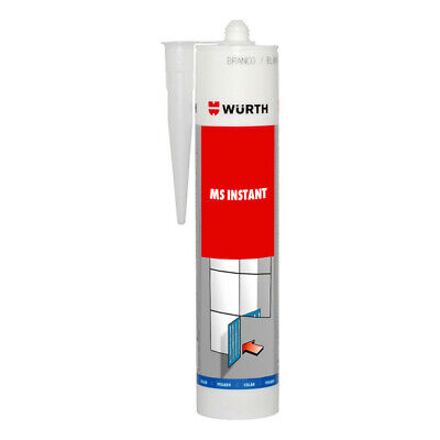 Mastic colle MS Polymère hybride MS Instant prise rapide 290ml