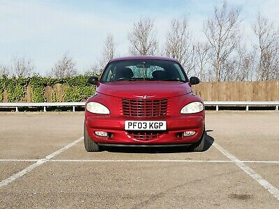 Chrysler pt cruiser  Touring Limited Edition. 2003-03 reg. 2.0L AUTOMATIC.