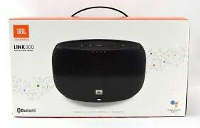 JBL LINK 300 Wireless Bluetooth Speaker Google Assistant - Choose Color Google