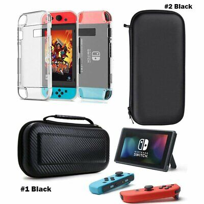 4 in 1 Hard Carrying Case Bag Sets EVA Shell Travel Bag  For Nintendo Switch USA