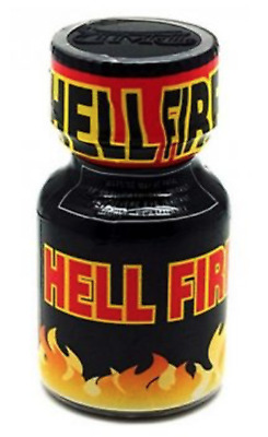 Poppers HELL FIRE 10ml - Aphrodisiaque Sexe Stimulant Homme Femme