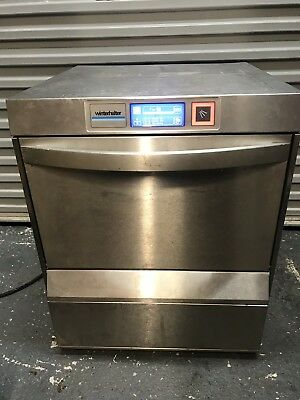 Winterhalter UCM   Undercounter Dishwasher /Glass-washer