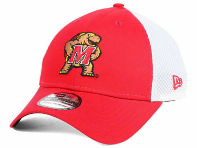 HOUSTON COUGARS NCAA New Era 39Thirty Neo Stretch Fitted Hat ... 227dd33716be