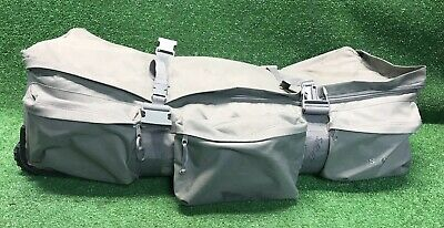 652633583a4a Sandpiper of California Rolling Loadout Luggage Bag 12x36x17-Inch Bug Out  Wheel