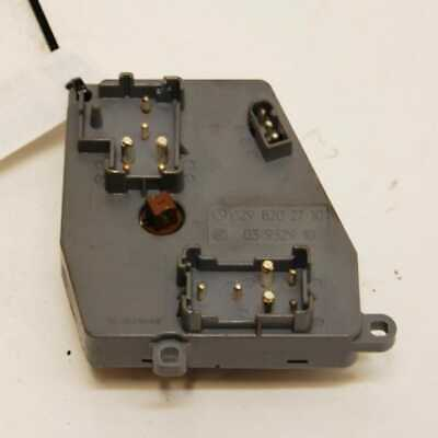 Mercedes-Benz Switch,Seat Adjust 129 820 2110