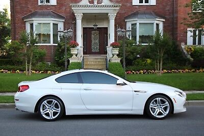 2012 BMW 6-Series 650i xDrive AWD 2dr Coupe 2012 BMW 6 Series 650i xDrive AWD 2dr Coupe Automatic 8-Speed AWD V8 4.4L