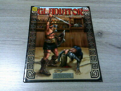 d20 Gladiator Sands of Death Accessory SC 2001 Mongoose MGP 2001 VG