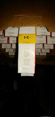 Kearney Fuse Links Fit All Type Qa100 Case Of 25