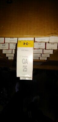 Kearney Fuse Links Fit All Type Qa25 Case Of 25
