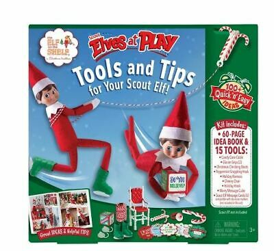 Elf on a Shelf Scout Elves at Play Book Set