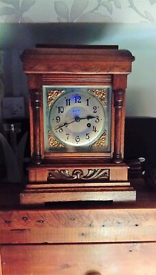 Large Antique Chiming Mantle Clock.
