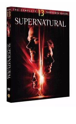 Supernatural Season 13 DVD 2018 New Region 2- Fast And Free Delivery