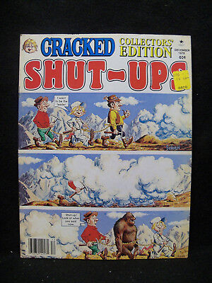 December 1978 Collector's Edition Cracked Magazine - SHUTS - UPS