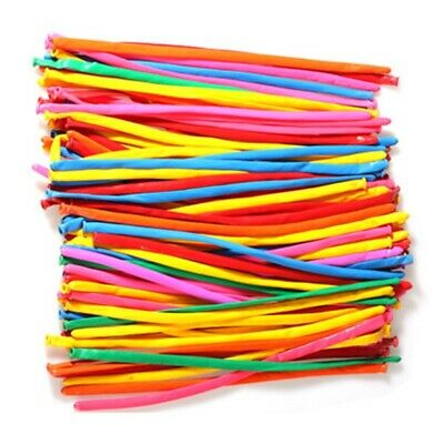 20 Pcs New Balloons Different Colours Latex 260Q Traditional Modelling Excellent