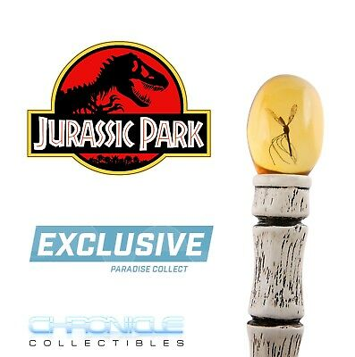 Jurassic Park Chronicle Collectibles John Hammond Cane 1:1 Scale Prop Replica