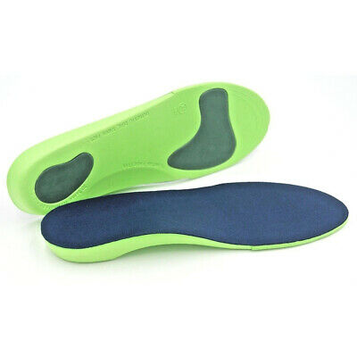 Orthotic Insoles for Arch Support Plantar Fasciitis Flat Feet Back  Heel Pain EN