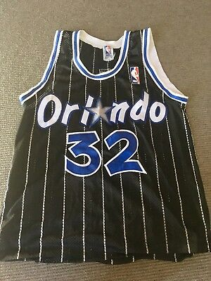 NBA Orlando Magic Jersey Size Small Men's Shaq Oneal