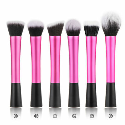 Pro Techniques Soft Foundation Set Makeup Blush Face Powder Brush Cosmetic Tool