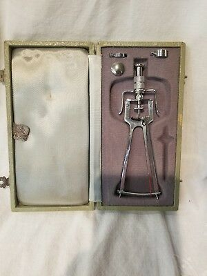 Vintage Schiotz Tonometer Improved