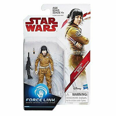 Star Wars: The Last Jedi Resistance Tech Rose Force Link Figure 3.75 Inches