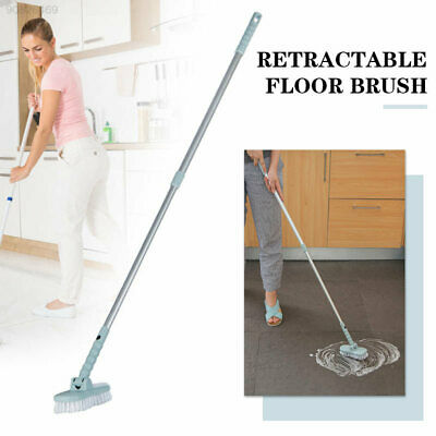 A60E PP Cleaning Brush Durable Multifunction Clean Toilet Tile Floor Brush Home