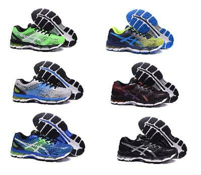 New Running Shoes Asics Gel Nimbus 17 Mens Trainers Running Sneakers