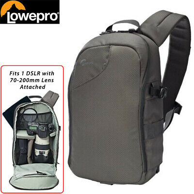 AUS Stock * Lowepro LP36576 Transit Sling Bag 250 AW (Slate Grey)