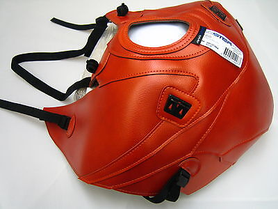 BAGSTER TANK COVER TRIUMPH TIGER 800 2010 > 2011 ORANGE Tank Bag Holder 1620D