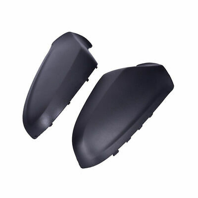 Pair of Left+Right Side Wing Door Mirror Cover For VAUXHALL ASTRA H MK5 04-09 UK