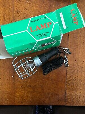 Vintage Classic Car Inspection Lamp New In Original Box