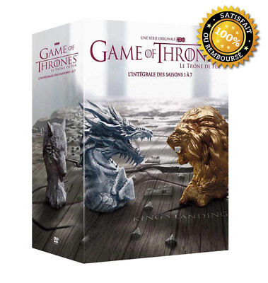 DVD Intégrale Games Of Thrones Saison 1 à 7 Série Film Fantastique Aventure GOT