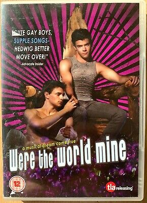 Were The World Mine DVD ~ 2008 Culte Lgbt Gay Intérêt Musical Drame