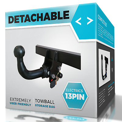 Detachable Towbar Electric Kit 13Pin for