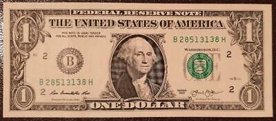 United States 1 Dollar Note Mint UNC