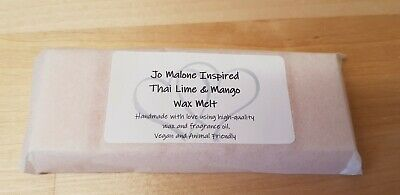 *Plastic Free* Wax Melts Snap Bars-Handmade Highly Scented*see description