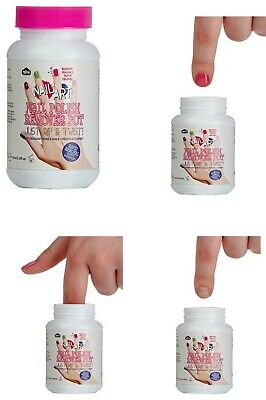 npw Nail Art Nail Polish Varnish Remover Pot Dip and Twist Rapid Removal Sponge