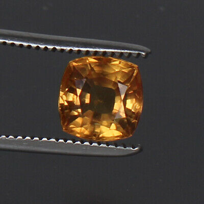COPPER BEARING OREGON SUNSTONE 4.40 Ct FLAWLESS-FOR JEWELRY LOOSE GEMSTONE