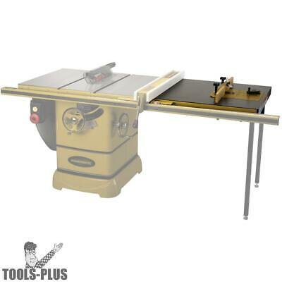 "Powermatic 6827045B 30.5"" X 39"" Accessory Workbench for PM2000 Table Saw New"
