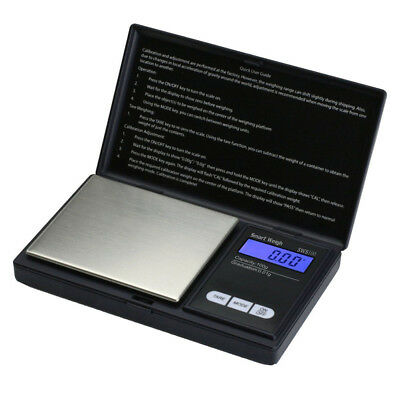 200g * 0.01g LCD Digital Pocket Scale Jewelry Gold Gram Balance Weight Scale PL