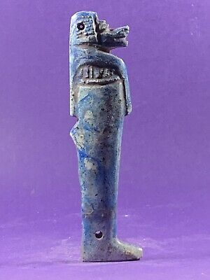 Very Beautiful Circa 715-332Bce Ancient Egyptian Babi God Of Virility Amulet.