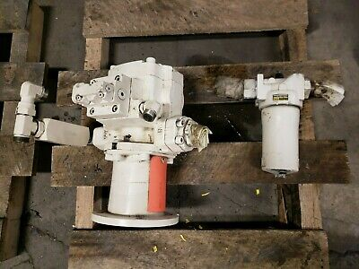 Bosch Vane Pump 0513600240 and Filter