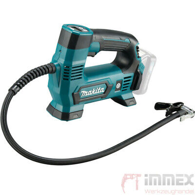Makita Akku-Kompressor 10,8V/12Vmax. 8,3 Bar MP100DZ